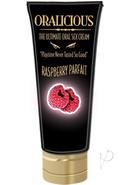 Oralicious Ultimate Oral Sex Cream 2 Ounce Raspberry Parfait